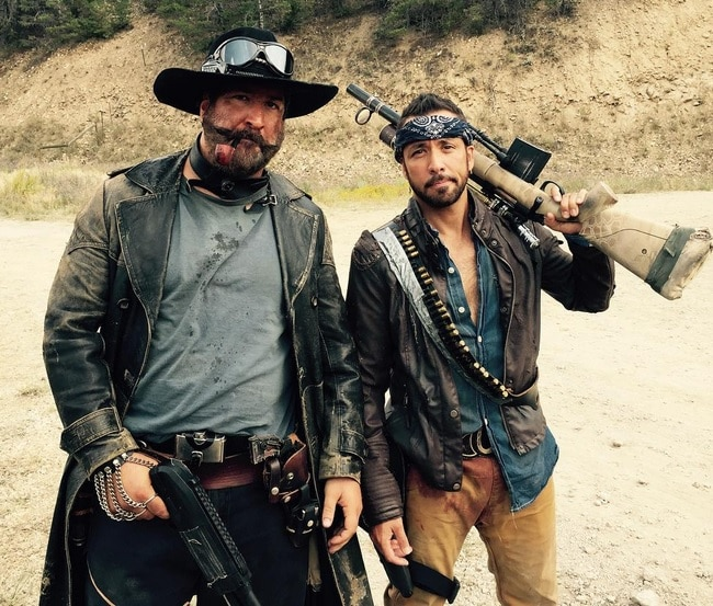 dead 7 3 - First Images from Dead 7 Feature the Backstreet Boys in the Wild West