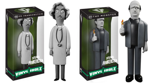 funko youngfrank1 - Funko Announces Vinyl Idolz Figures for Shaun of the Dead and Young Frankenstein