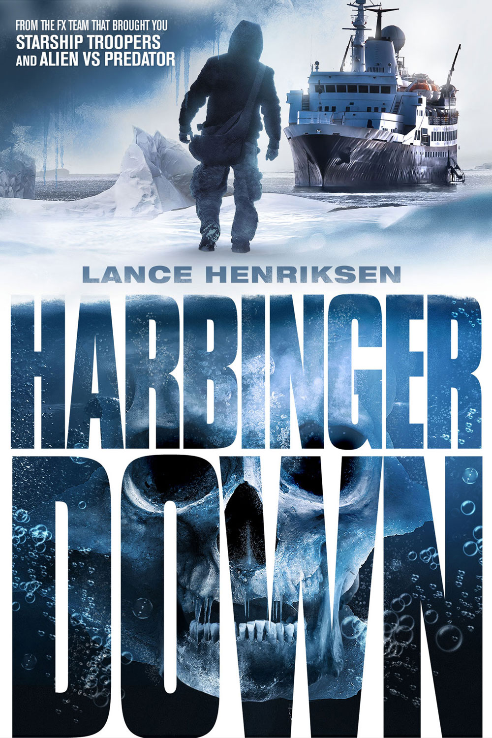 harbingerdown poster - Today on VOD: Dark Places and Harbinger Down
