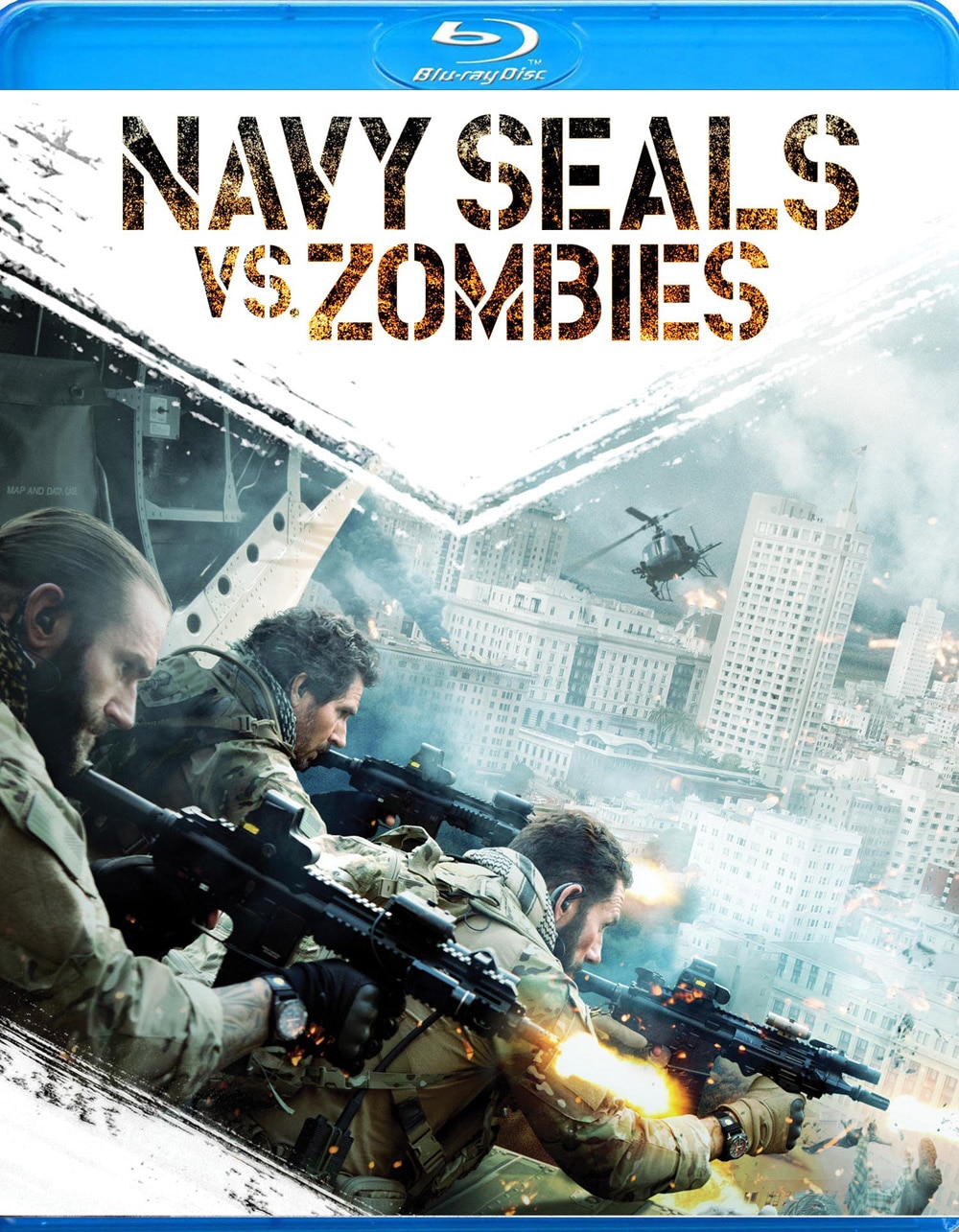 navy seals vs zombies - Navy Seals Take on Zombies on DVD and Blu-ray