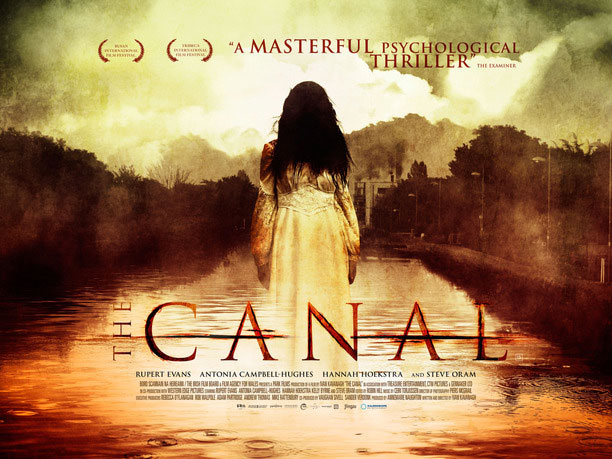thecanalukquad - The Canal Winds its Way to a DVD/VOD Release in the UK and Ireland