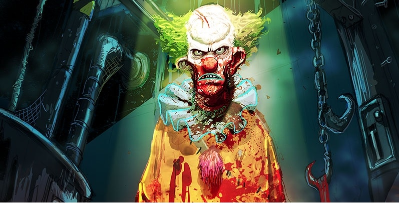 31 2 - Rob Zombie's 31 - More New Images While We Wait for Trailer