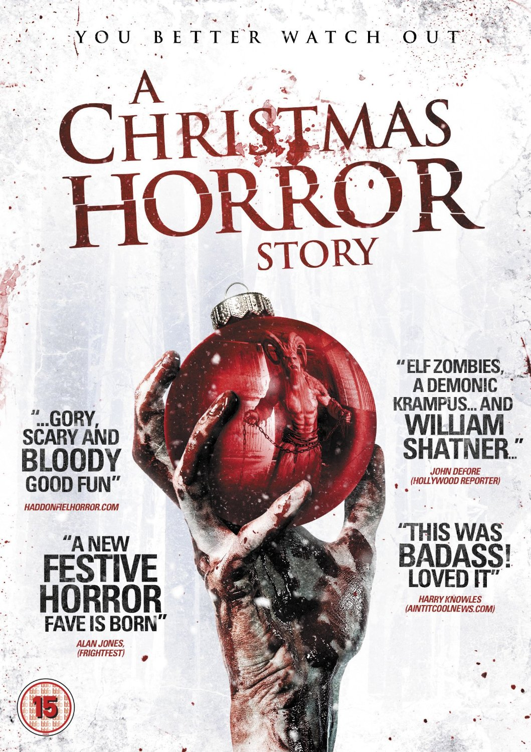 A Christmas Horror Story Artwork