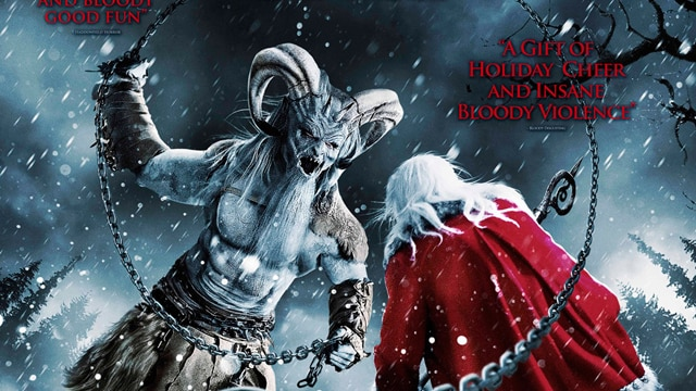 Christmas Horror Story Artwork and Image Gallery Unwrap Yuletide ...