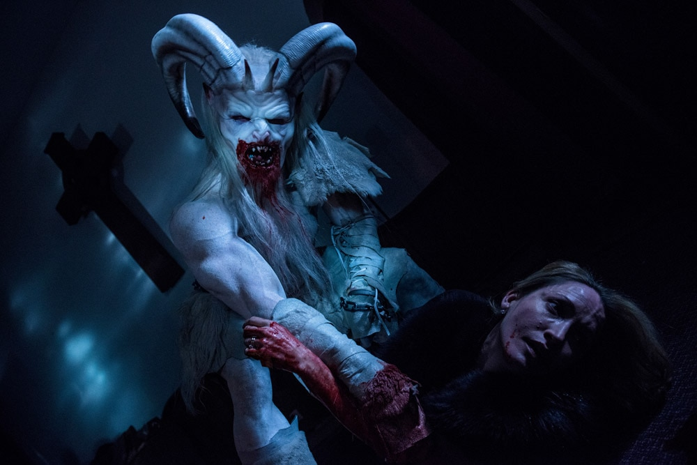 AChristmasHorrorStory Still5 - A Christmas Horror Story Artwork and Image Gallery Unwrap Yuletide Terrors