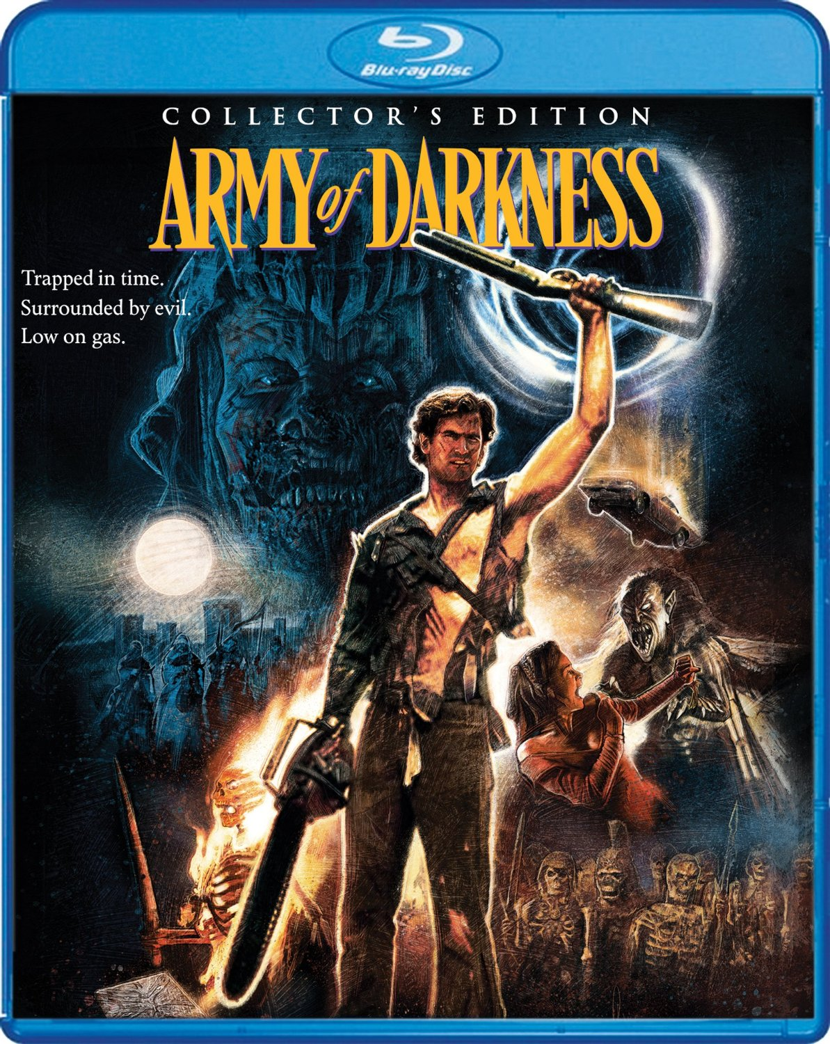Army of Darkness (Blu-ray) - Dread Central