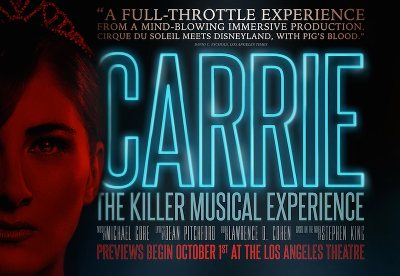 Carrie the Musical Image 1