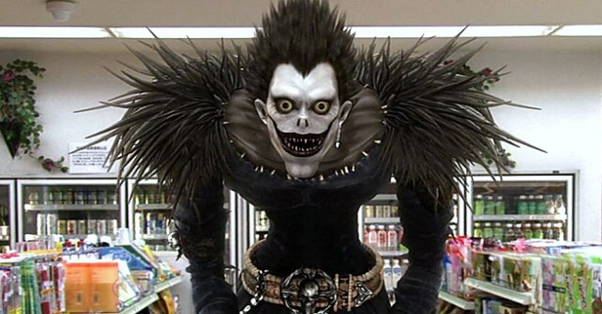 Death Note Ryuk Adam Wingard 642x362 1 - Adam Wingard Sends a Death Note to Netflix