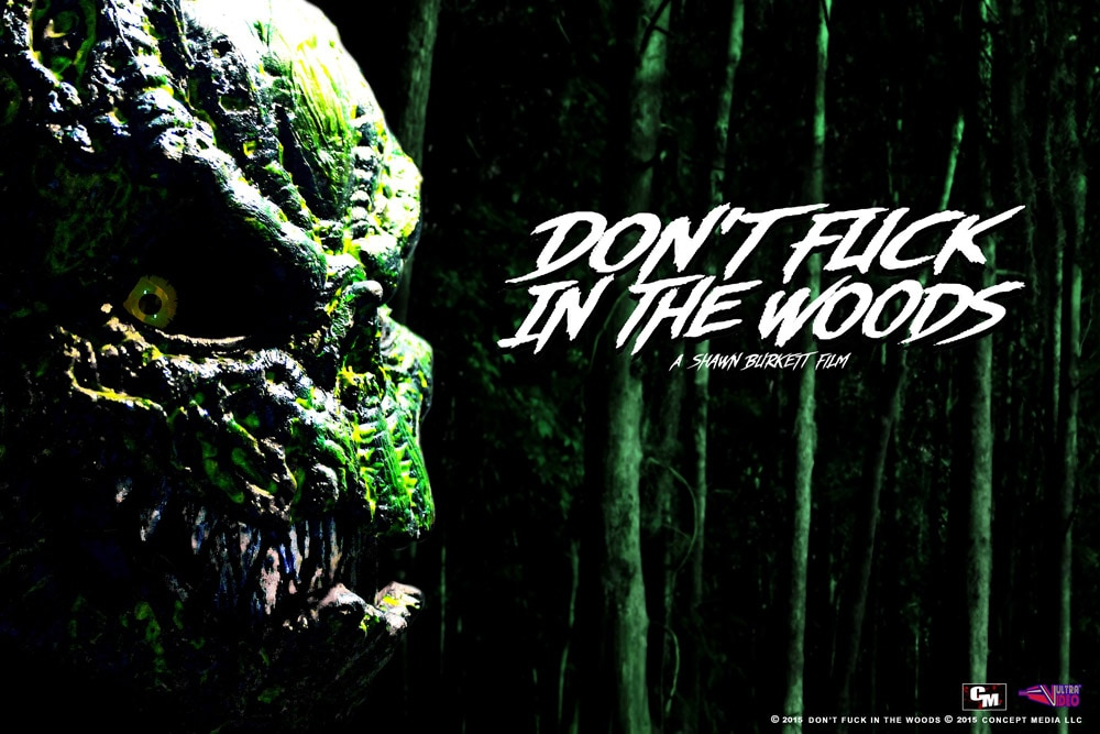 Dont Fuck In The Woods Creature - Exclusive Creature Reveal... Don't F#@k in the Woods!