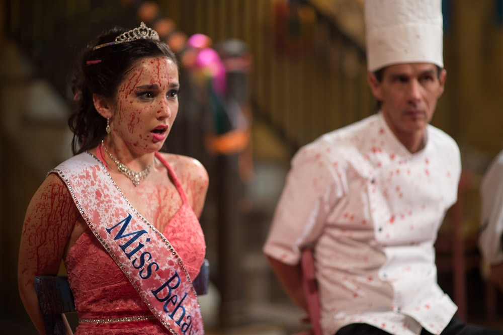 GRAVY Molly Ephraim and Lothaire Bluteau - Pour Gravy on this Exclusive Clip!