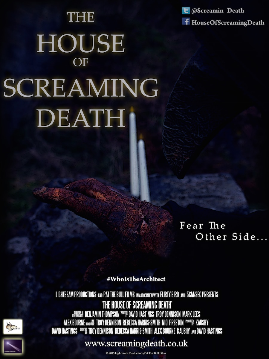 House of Screaming Death 2 - The House of Screaming Death Wraps First Phase of Production