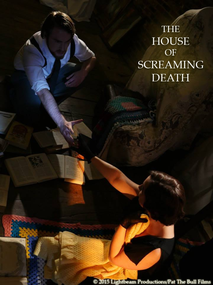 House of Screaming Death 4 - The House of Screaming Death Wraps First Phase of Production
