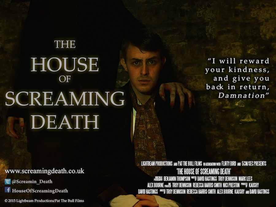 House of Screaming Death 6 - The House of Screaming Death Wraps First Phase of Production
