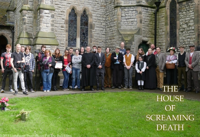 House of Screaming Death 8 - The House of Screaming Death Wraps First Phase of Production