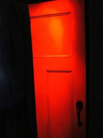 Insidious maze 3 336x448 - Dread Central Tours Halloween Horror Nights' Halloween: Michael Myers Comes Home and Insidious: Return to the Further Mazes! Exclusive Images!