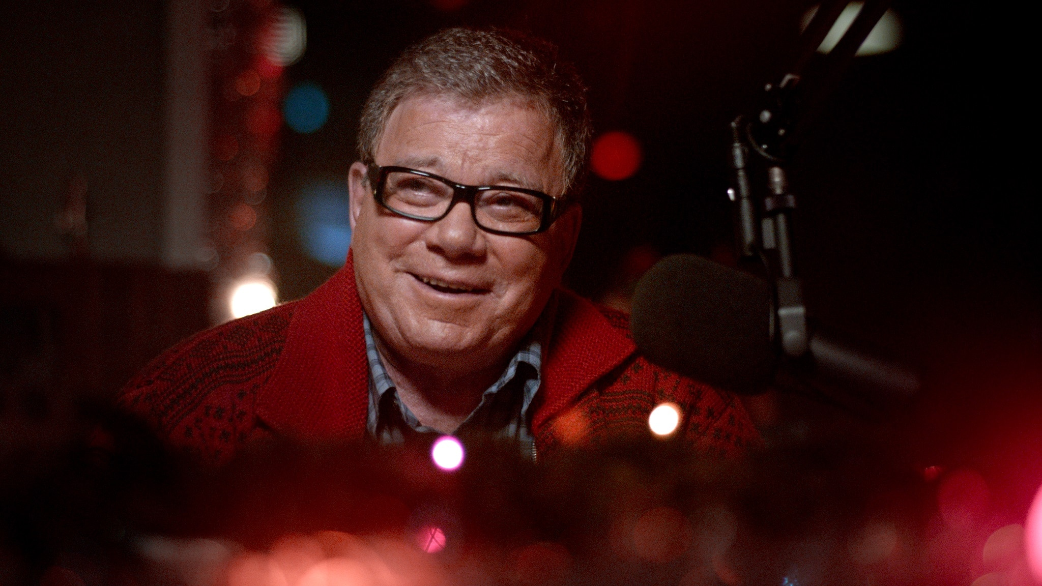 Shatner10 - Get Festive With Our UK-Exclusive A Christmas Horror Story Gallery!