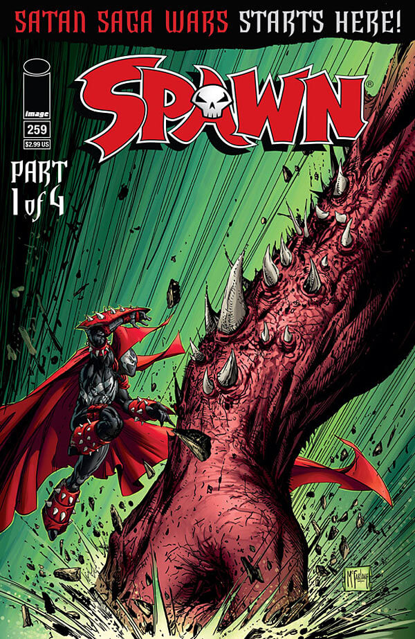 Spawn Will Finally Face the Devil In New Story Arc The ...