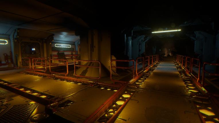 Syndrome 2 1 - Syndrome Blasts Classic Survival Horror Into Space