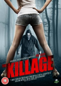 The Killage UK DVD Sleeve