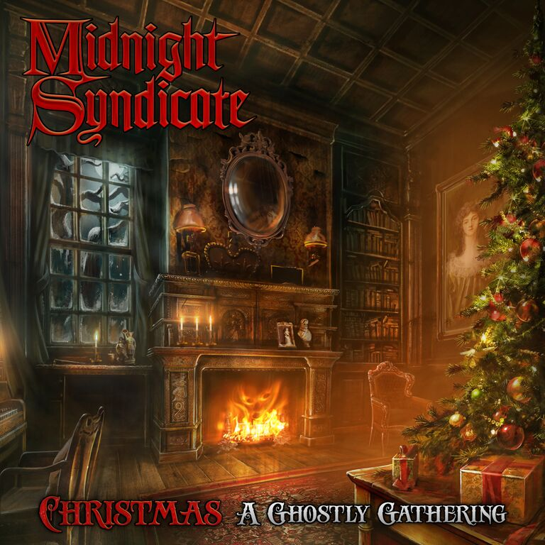christmas aghostlygathering - Midnight Syndicate's Christmas: A Ghostly Gathering Now Available on CD