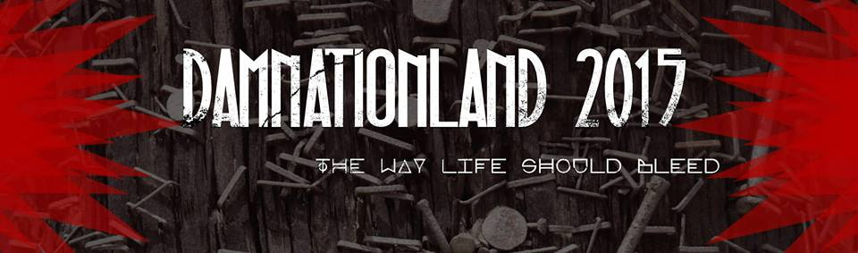 damnationland - Damnationland 2015: Exclusive Artwork Premiere and Early Details