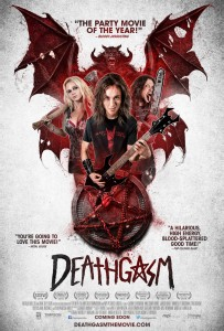 deathgasm theatricalposter 203x300 - Drinking With The Dread: A Deathgasm You Won't Forget