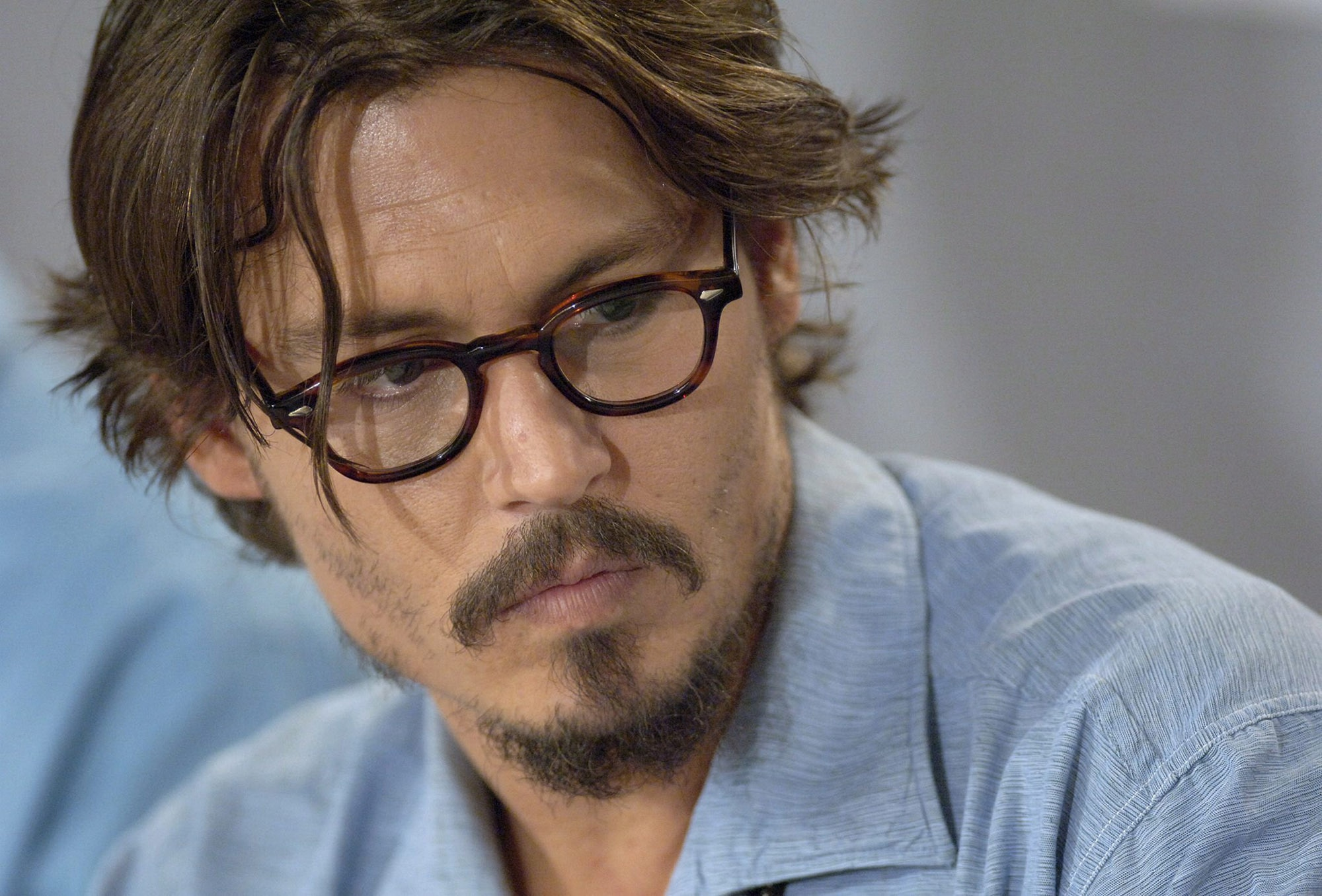 depp - Johnny Depp Offers Up Tribute to Wes Craven