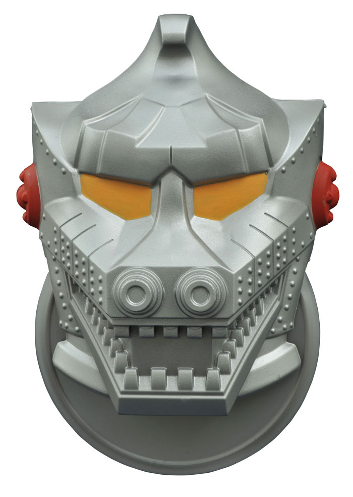 dst mechagodzillacutter - New Diamond Select Figures Include Aliens and Cthulhu Vinyl Banks, Ghostbusters Bottle Opener, Mechagodzilla Pizza Cutter, and More!