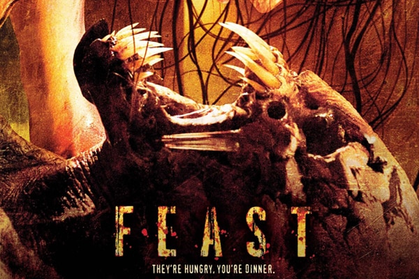 feastposters - Screamfest LA and Dread Central Hosting 10-Year Anniversary of John Gulager's Feast