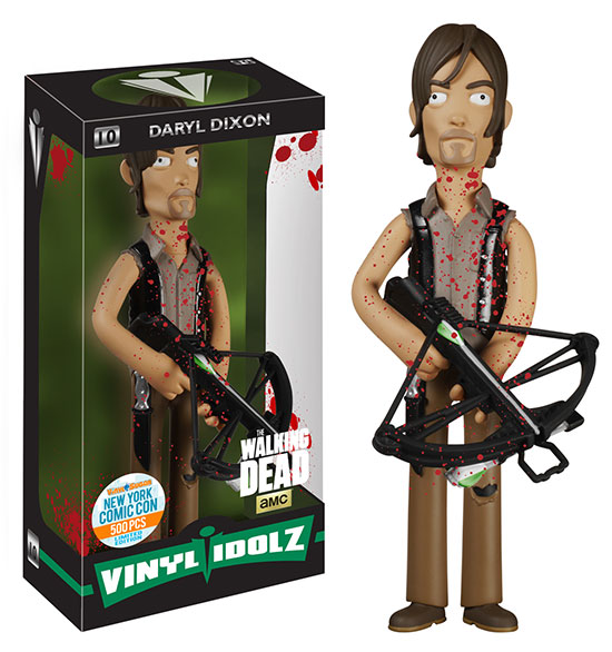 funko vinylidolzbloodydaryl - Dread Central and Entertainment Earth Present - The 5 Weeks of Fear: Contest #3