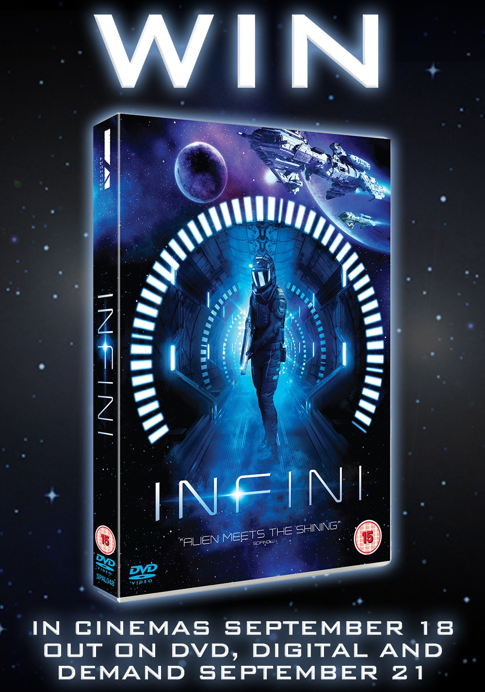 Infini Competition Image