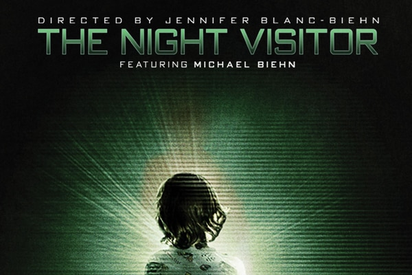 night visitors - The Night Visitor Available Now - See an Exclusive Clip