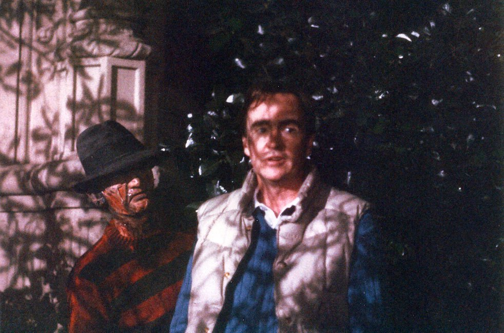 nightmare on elm street wes craven - 13 Scary Horror Movies Based On True Stories / Real Life