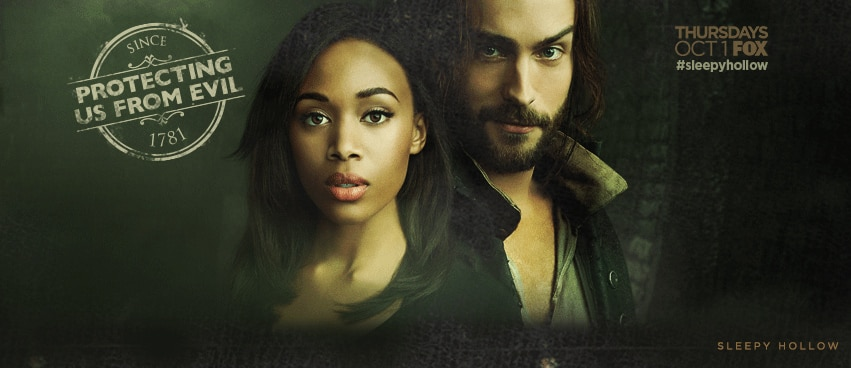 sleepyhollowbanner - See the New Opening Sequence and 2 Clips from Sleepy Hollow Episode 3.01 - I, Witness
