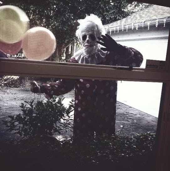 wrinkles1 - Vindictive Video: Watch Insanely Creepy Wrinkles the Clown Sighting