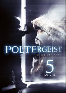 5 Movie Poltergeist Collection