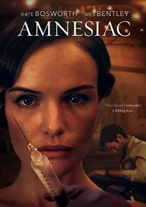 Amnesiac 2015 212x300 - DVD and Blu-ray Releases: October 6, 2015