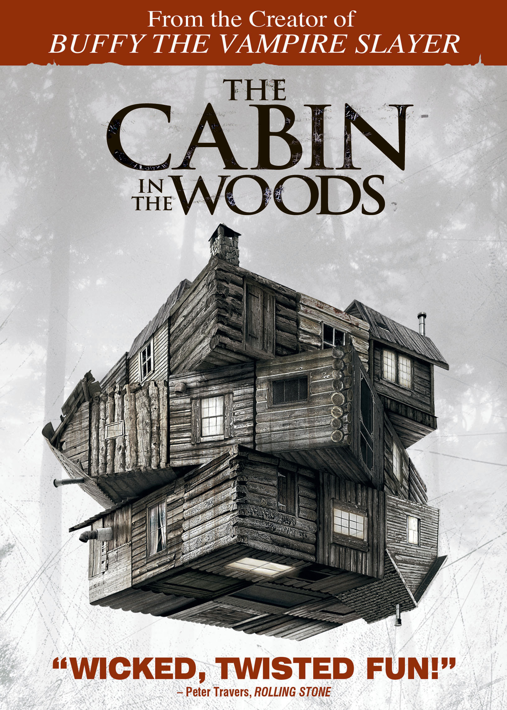 Cabin in the Woods - Win a Bundle of Digital Ultraviolet Horror from Lionsgate!