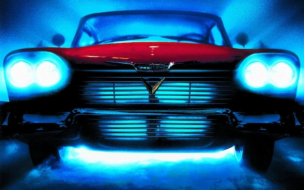 Christine Blu Ray Image 2 - Ranking the 10 Greatest Killer Car Flicks