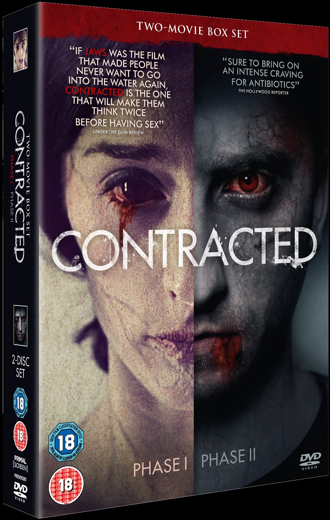 contracted phase 1