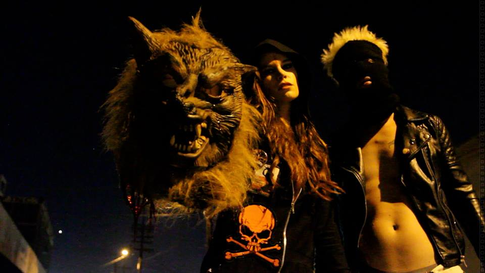 Dead as Punk Image 1 - Dead as Punk Howls in New Music Video for Throw Me to the Wolvez