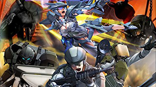 Earth Defense Force 4 s - Beat Off Aliens in Earth Defense Force 4.1: The Shadow of New Despair
