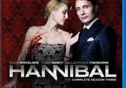 Hannibal Season 3 UK Blu-ray
