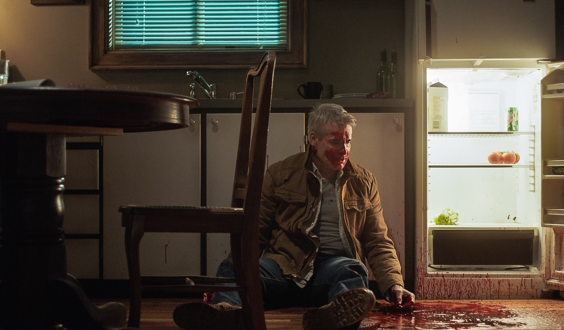 He Never Died Still - Henry Rollins Cannibal Film He Never Died Gets New Poster