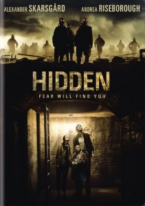 Hidden 2015 211x300 - DVD and Blu-ray Releases: October 6, 2015