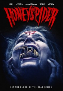 Honeyspider 2015 210x300 - DVD and Blu-ray Releases: October 6, 2015