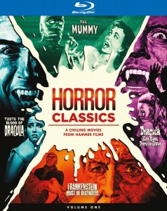 Horror Classics, Volume One