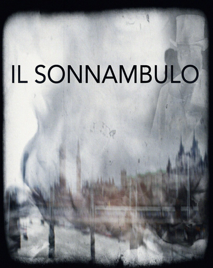IL SONN LOGO 813x1024 - Web Series Il Sonnambulo Debuts a Trailer Prior to Halloween Launch