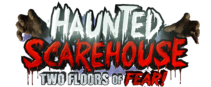 Logo - Haunted Scarehouse 2015 Review