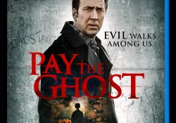 Pay the Ghost UK Blu-ray
